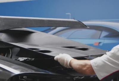 Bugatti Vision Gran Turismo Concept, ecco come è stata realizzata