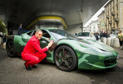 Lapo Elkann & Garage Italia Customs, inaugurata la nuova sede a Milano