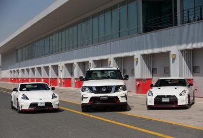 2015 Nissan Patrol Nismo e Navara NP300