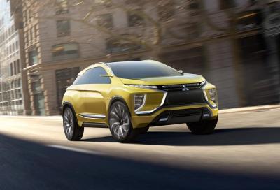 eX Concept, il prossimo crossover Mitsubishi?
