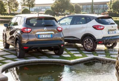 Renault Captur Iconic ed Exite, arriva il top di gamma