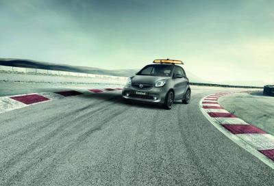 Smart, nuove fortwo limited #1 e limited #2