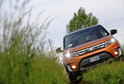 Nuova Suzuki Vitara 1.6 DDIS 4WD, tutta un 'altra...Vita