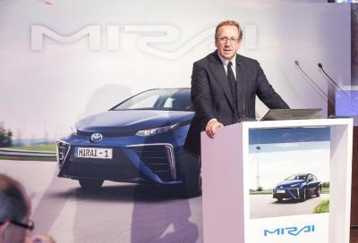 """Toyota: """"La rivoluzione siamo noi"""""""