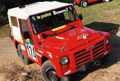 "Fiat Campagnola ""Parigi-Dakar"" 1979"