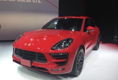 Porsche Macan GTS, video e nuove foto