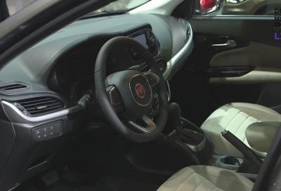 Fiat, la nuova Tipo e il pick up Fullback al Dubai Motor Show