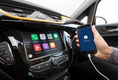 Opel amplia l'offerta di infotainment per la Corsa