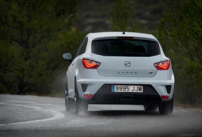 La nuova Seat Ibiza CUPRA parte da 21.500 euro