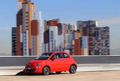 Fiat Nuova 500 1.2 Lounge, la nostra prova