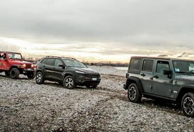 Fuoristrada, anche Jeep protagonista a Gradisca del 31esimo raduno internazionale