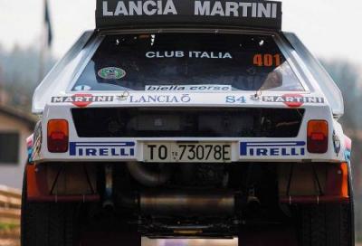 Lancia Delta S4 Gruppo B, eccellenza italiana