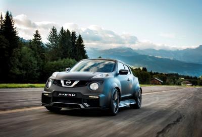 Crossover Nissan, una vitalità che sorprende