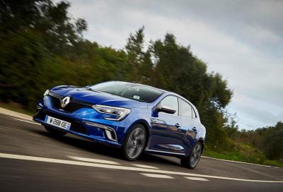 Nuova Renault Megane 2016,  parte da 18.650 euro
