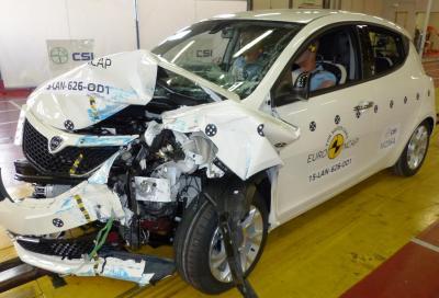 Sicurezza: crash-test EuroNCAP, premiati 11 modelli su 15