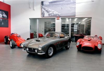 Ferrari, una 250 GT SWB torna in vita