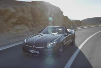 Mercedes, la nuova SLC in 7 nuovi video