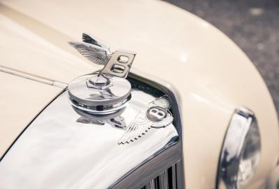 Bentley R-Type Continental, iniziò tutto con lei