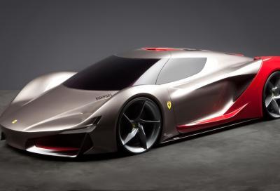 Come sarà la Ferrari del 2040? Il Top Design School Challenge entra nella fase finale