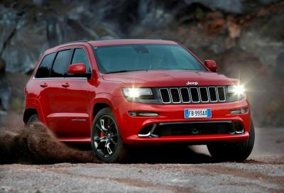 2015 Jeep Experience Days, due giorni off road