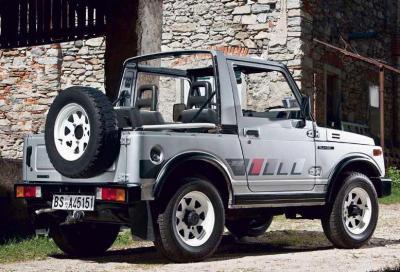 Suzuki LJ80 / SJ413, la storia dalle origini