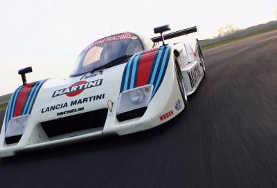 Bellissime da corsa, la Lancia LC2