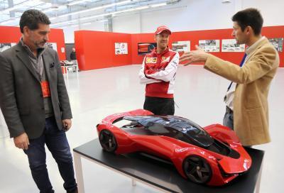 Top Design School Challenge Ferrari, vince la Manifesto