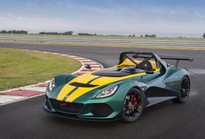 La nuova Lotus 3-Eleven