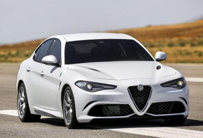 Alfa Romeo Giulia, l' anno del Biscione
