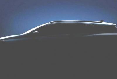 Nuova Renault Megane Sporter 2016, primo teaser