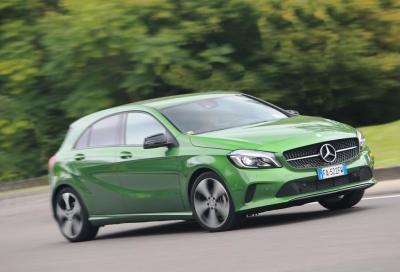 Mercedes-Benz A 180 d 7G-DCT, non solo lifting