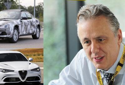 Roberto Fedeli richiamato in FCA per risolvere i ritardi di Giulia e Levante