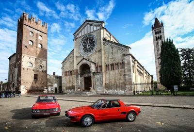 FIAT X1/9 E LANCIA FULVIA COUPÉ