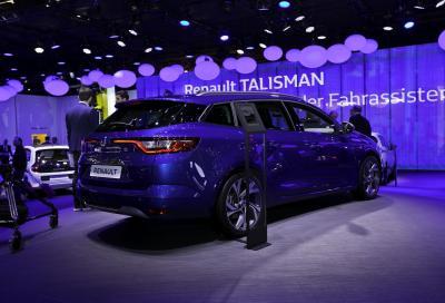 Nuova Renault Mégane Sporter e Sporter GT