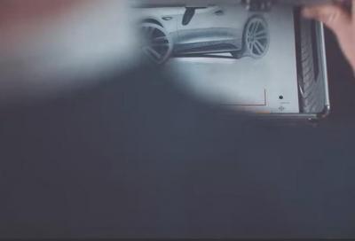 Abarth, la prossima 124 Spider anticipata in un video