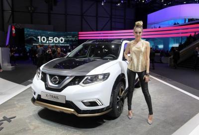 La Nissan Concept IDS e le 'Premium Concept' di Qashqai e X-Trail