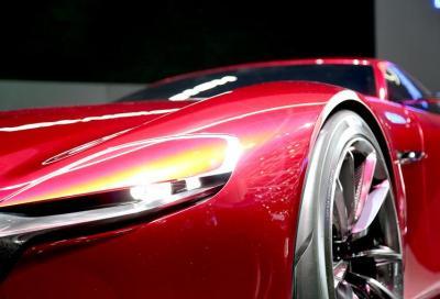 Mazda a Ginevra con la nuova RX-VISION
