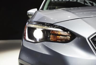 Le nuove 2017 Subaru Impreza Sedan e 5 porte al Salone di NY