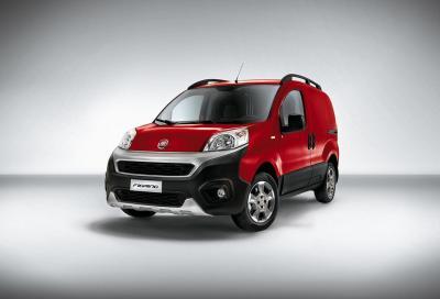 Nuovo Fiat Fiorino, il van pensato per la città