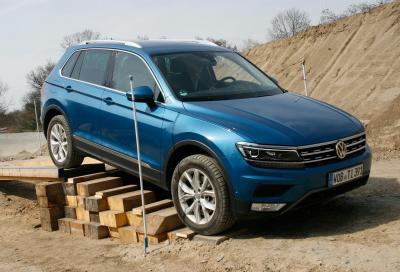 Nuova Volkswagen Tiguan; motori, allestimenti e prezzi in Italia