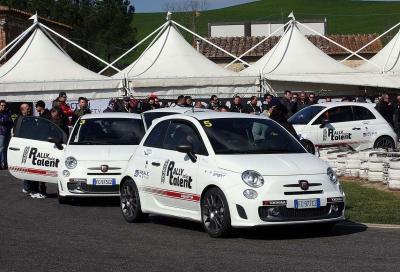 Abarth Rally Italia Talent 2016, in arrivo il gran finale