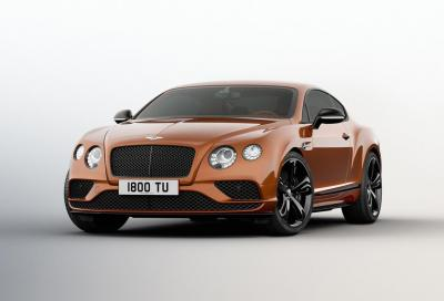 La nuova Bentley Continental GT Speed