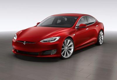 Nuova Tesla Model S 2016