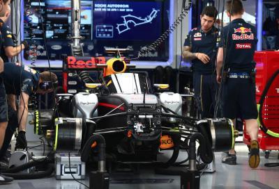 Monoposto F1, arriva il parabrezza