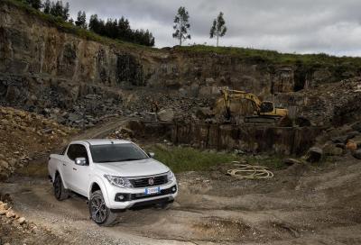 Fiat, il nuovo Fullback parte da 27.500 euro