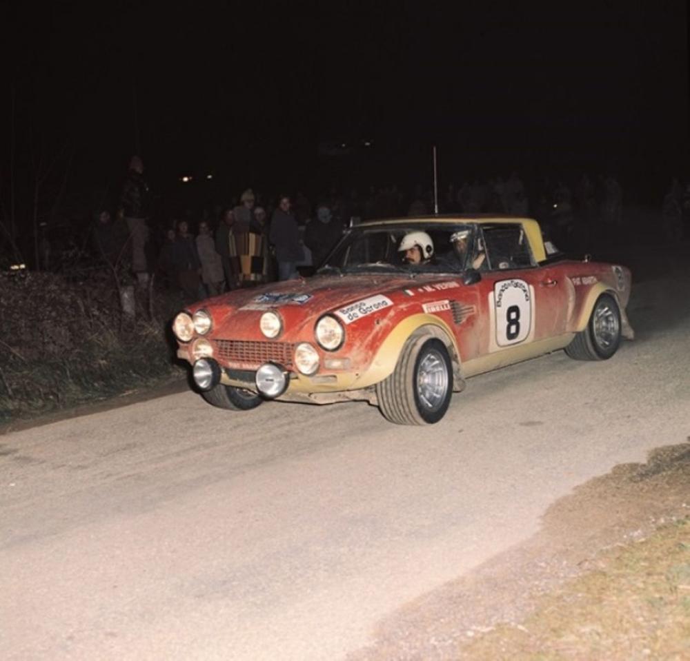 Alfa Romeo Targa Florio Epoca
