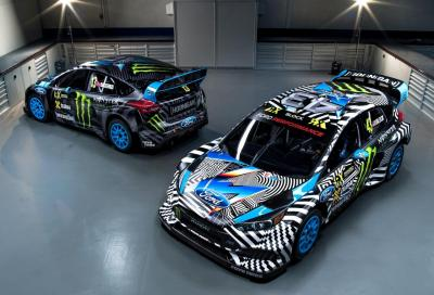 Ford Focus RS RX 2016, lo sviluppo