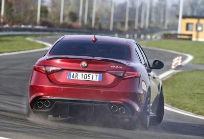 Nuove Alfa Romeo Giulia e Giulia Quadrifoglio, 100 foto e 20 video dalla presentazione