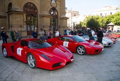 Foto e video della 100esima Targa Florio