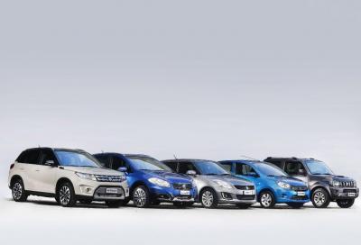 Trasmissioni Suzuki, cambio di passo